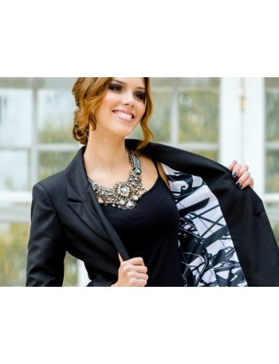 BLACK WOMEN BLAZER