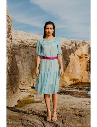 BOHO CHIFON DRESS