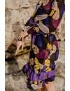 KIMONO CHIFON DRESS